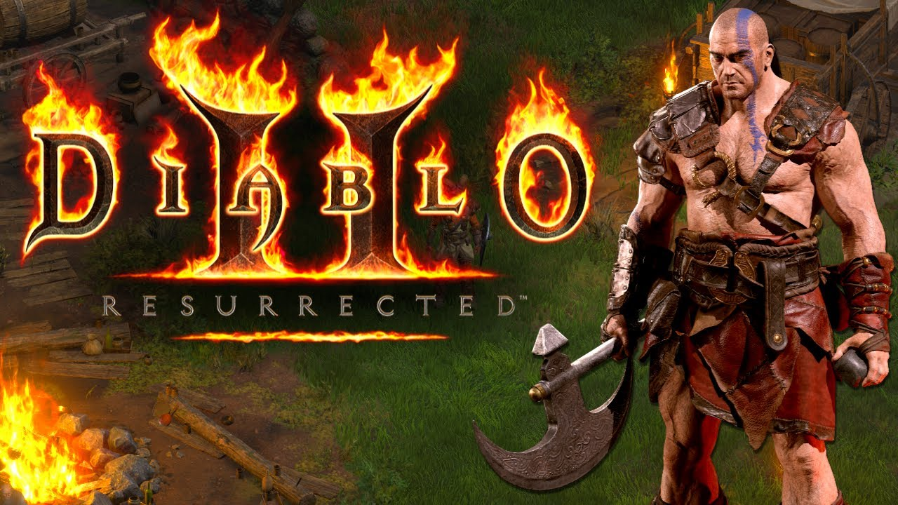 Diablo II, Blizzard Entertainment 2 Resurrected: Officially Announced | Everything You Need To Know | BlizzCon 2021